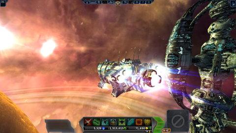 Mit Pirate Galaxy das Universum erobern