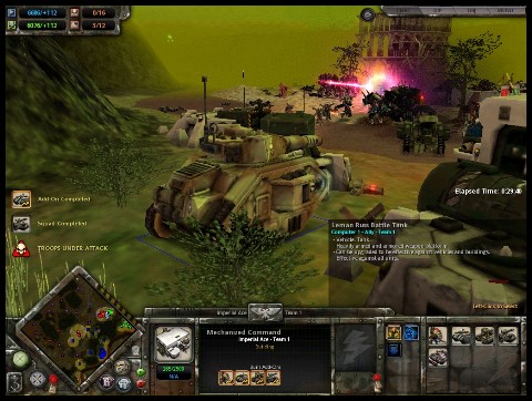 3D Browsergames - Action mit Steel Legions