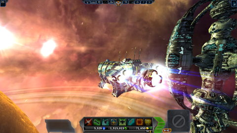 Pirate Galaxy Online Game