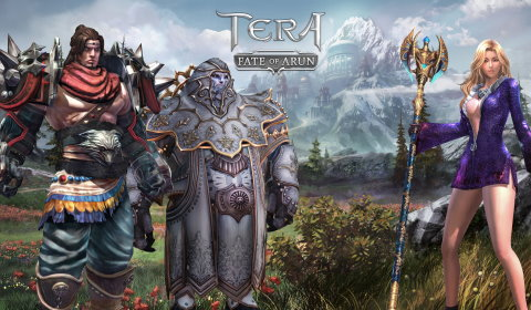 3D Adventure Browsergames - Tera: Fate of Arun