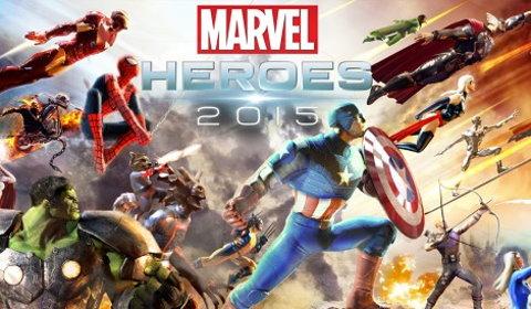 3D Browsergame - Marvels Heroes
