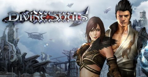 3D Online Game Devine Souls