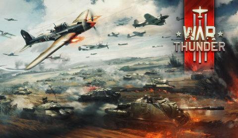 Spektakuläre Luftkämpfe bei War Thunder