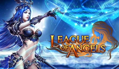 3D Online Games - League of Angels 2