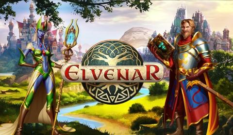 Das Aufbauspiel Elvenar