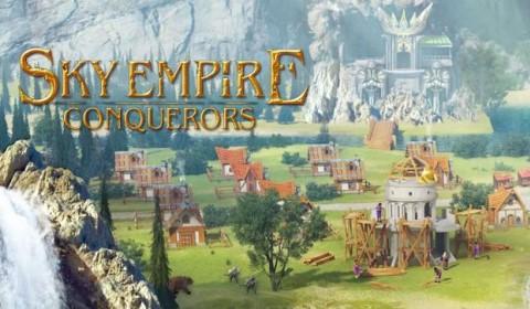 3D Browsergames Sky Empire: Conquerors