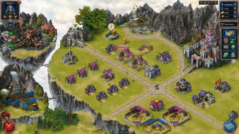 Sky Empire: Conquerors 3D Games
