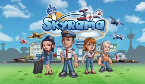 3D Brwosergames - Skyrama