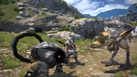 3D Online Spiele: Final Fantasy XIV