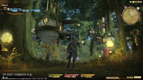 3D Onlinespiele: Final Fantasy XIV