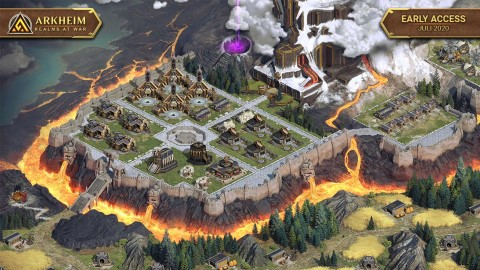 Karte bei Arkheim: Realms of War