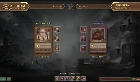Arkheim: Realms of War - Zwerge oder Elfen?
