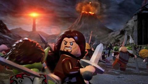 Herr der Ringe LEGO games