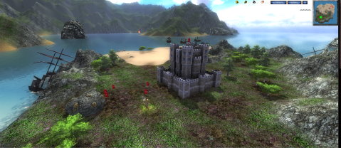 3D Browsergames - Heroes of Warspire
