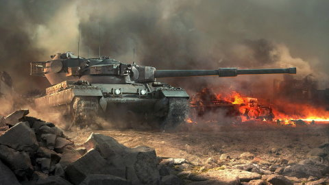 3D Browsergames - World of Tanks